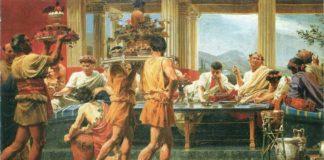 La cena di Trimalcione, riassunto e analisi