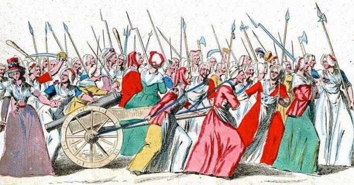 La marcia su Versailles