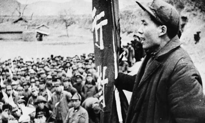 Mao Zedong: breve biografia