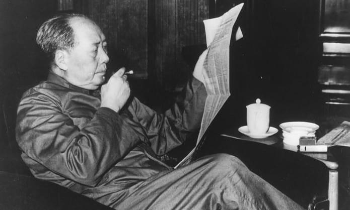 La repubblica popolare cinese di Mao
