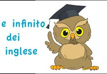 Infinito e infinito negativo dei verbi in inglese