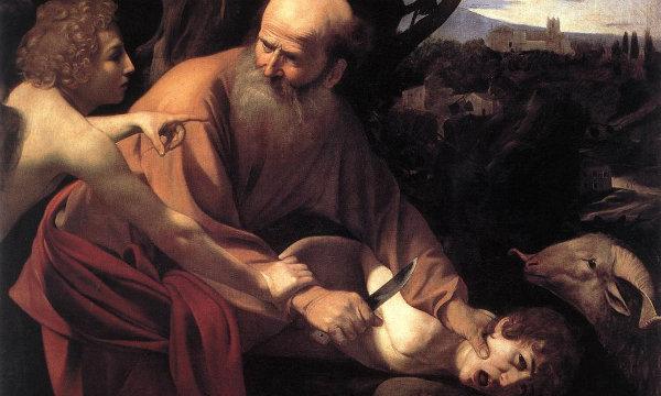 Abramo e il sacrificio di Isacco