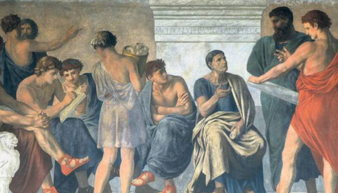 Meteci - Grecia antica: chi erano?