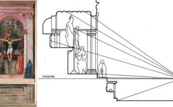 Invenzione della prospettiva in arte