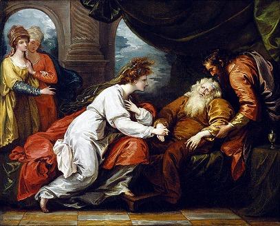 Re lear di William Shakespeare riassunto
