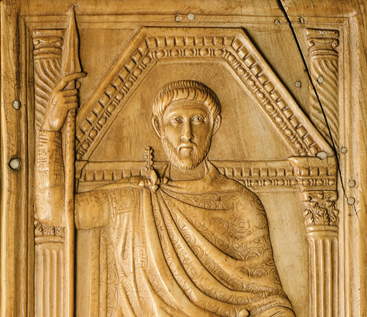 Flavio Stilicone, generale romano di origine vandala (359-408)