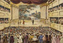 teatro dell'ottocento in Italia e in Europa