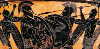 Atene e i Trenta tiranni, riassunto