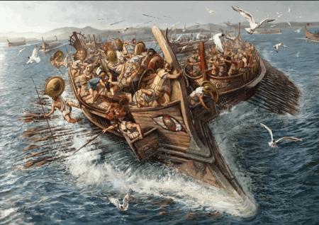 Alcibiade nella Guerra del Peloponneso