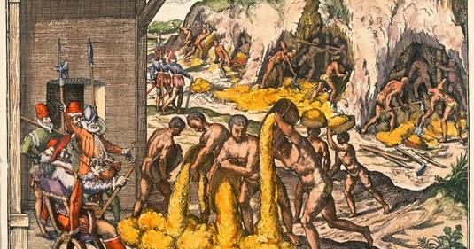 Conquistadores e sterminio degli incas