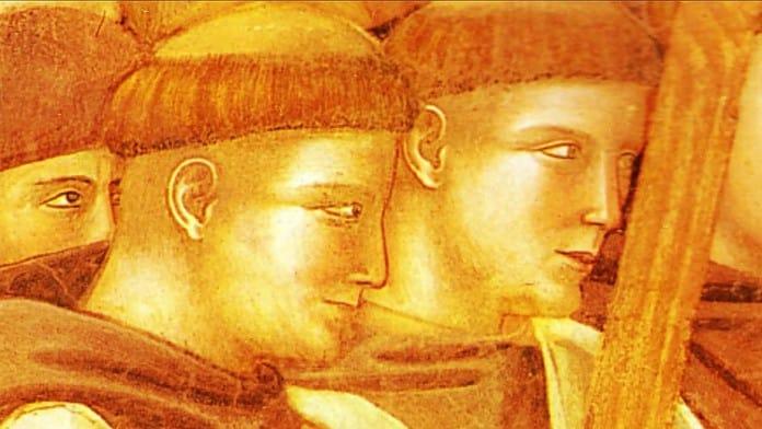 jacopone da Todi, vita e laude, riassunto