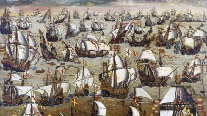 Invincibile Armata: la disfatta, 1588