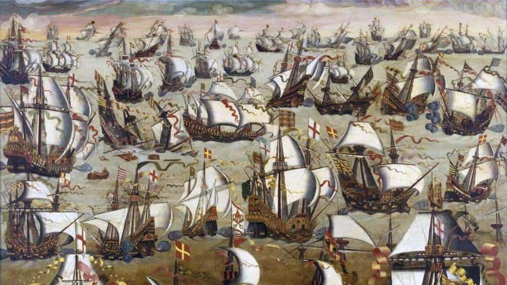 Invincibile Armata La Disfatta 1588 Studia Rapido