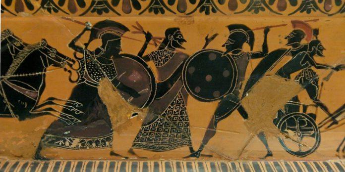 Sette contro Tebe di Eschilo, riassunto