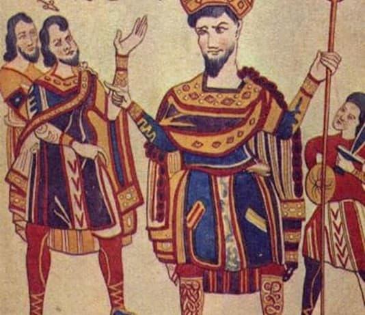 Astolfo re dei Longobardi. Riassunto