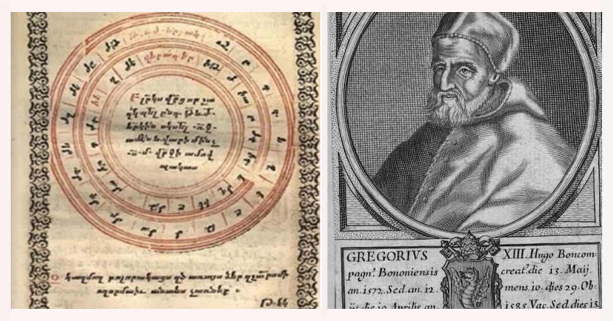 Calendario Gregoriano.Storia Del Calendario Gregoriano Quando E Nato E Perche Studia Rapido