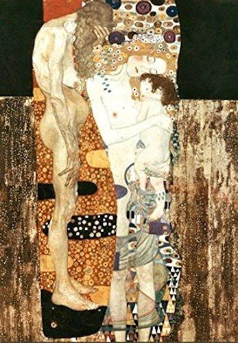 Gustav Klimt, Le tre età della donna, 1905