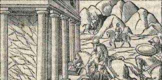 Il Palazzo di Atlante - Canto 12 Orlando Furioso