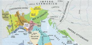 La dominazione spagnola in Italia