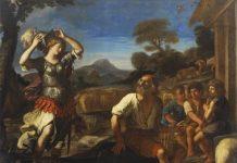 Erminia tra i pastori - Gerusalemme liberata: riassunto