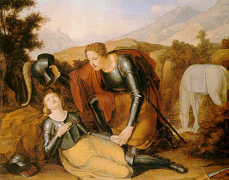 La morte di Clorinda - Gerusalemme liberata: riassunto