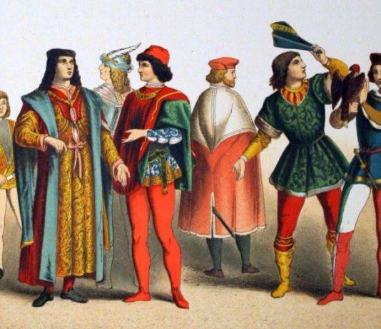 Le calze nella storia: chi le ha inventate
