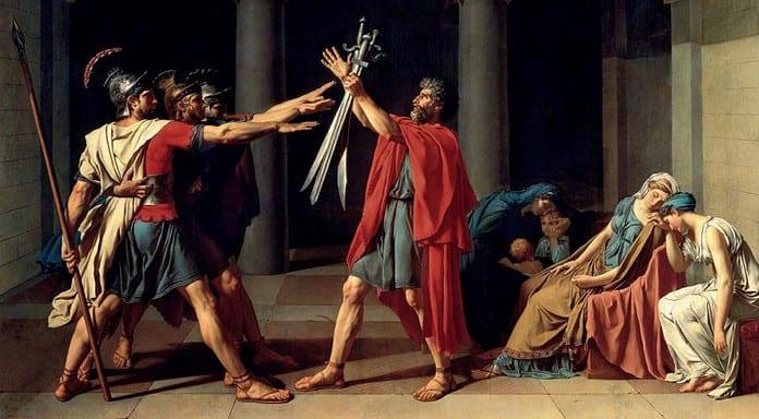 Lo scontro tra gli Orazi e i Curiazi. Leggenda e realtà