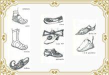 Calzature: storia, evoluzione, tipologie