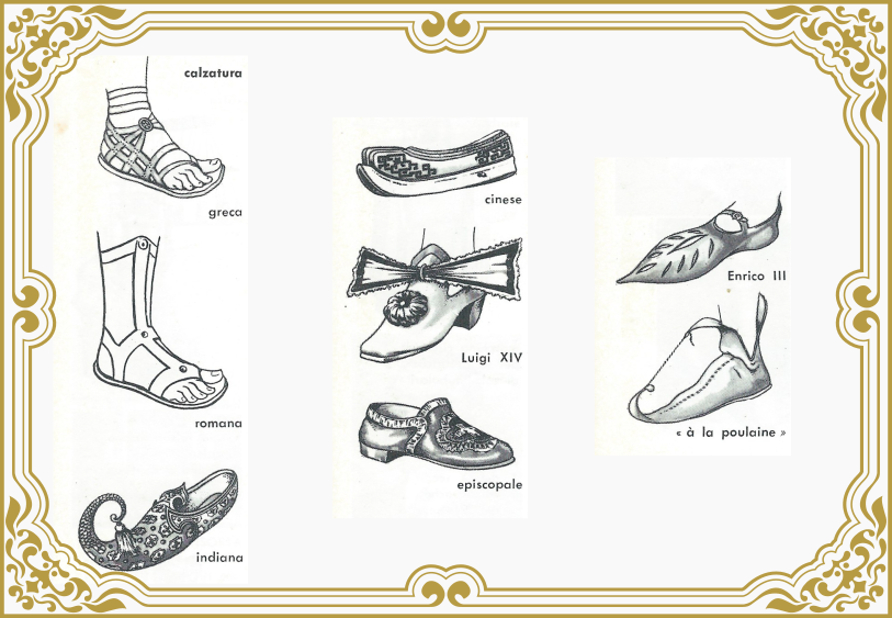 detailed pictures 7a046 3024a Calzature: storia, evoluzione e tipologie - Studia Rapido
