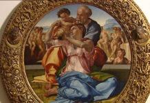 Tondo Doni di Michelangelo, analisi dell'opera