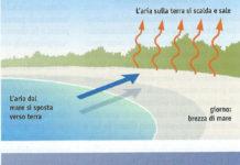 Brezze di mare e di terra: cosa sono e come si formano
