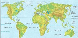 Oceani della Terra: quali sono, caratteristiche
