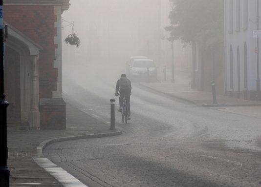La nebbia cos'è, come si forma spiegato semplice