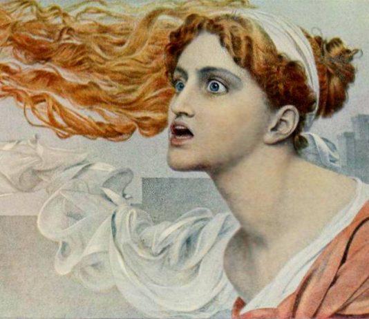 Cassandra: profetessa di sciagure mai creduta