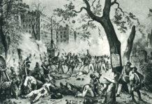 I moti del 1830-1831 in Italia ed Europa riassunto