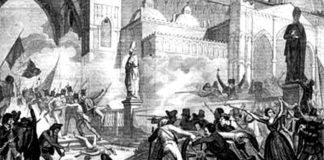 I moti rivoluzionari del 1820-1821, riassunto