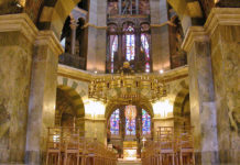 Arte carolingia: caratteristiche, riassunto