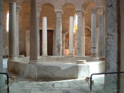 Il Battistero paleocristiano di Santa Maria Maggiore a Nocera Superiore, Salerno