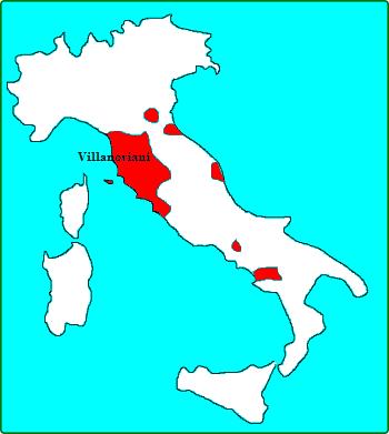 Civiltà villanoviana: origini e caratteristiche