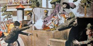 Attentato di Sarajevo e Prima guerra mondiale