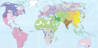 Le religioni più diffuse al mondo