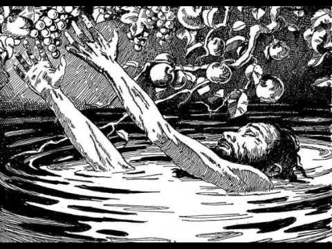 Supplizio di Tantalo - dalla mitologia, un modo di dire