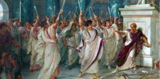 Caio Cassio Longino, tra gli uccisori di Giulio Cesare
