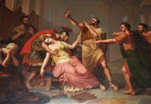 Lucrezia e la cacciata di Tarquinio il Superbo