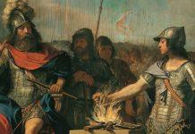Muzio Scevola - Storia e leggende di Roma