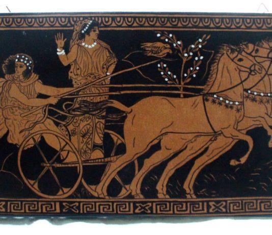 Pelope e l'istituzione dei Giochi Olimpici