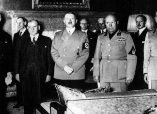 Conferenza e Accordo di Monaco (1938)
