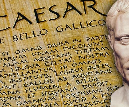 I Commentarii di Gaio Giulio Cesare