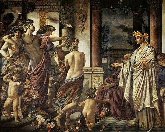 Il Simposio di Platone riassunto