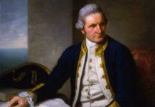 James Cook: i viaggi e le scoperte